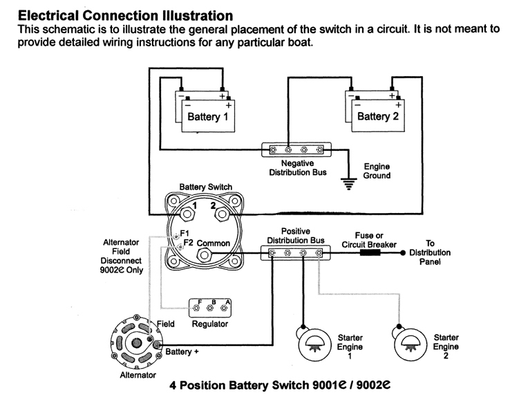 dual battery isolator wiring solidfonts 24v to 12v dual battery isolator switch wiring diagram